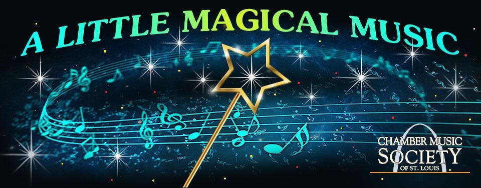 A LITTLE MAGICAL MUSIC slider